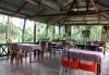 Chilapata hotel dining