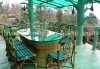 Kumai homestay terrace