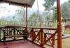Paren Resort Cottage balcony view
