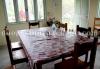 Paren Resort Cottage dining hall