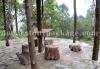 Paren Resort gazebo
