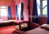 Rocky Island hotel room
