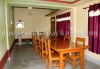 Dining hall of Salkumar hotel